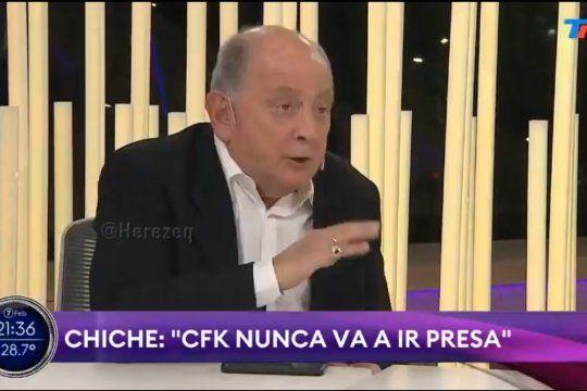 Chiche Gelblung descolocó a los conductores de TN afirmando que Cristina Kirchner es una perseguida judicial