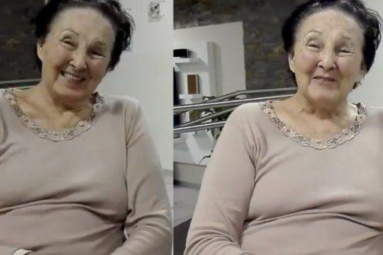 sueno millonario: tiene alzheimer y gracias a las redes festejara sus 82 anos con el plantel de river