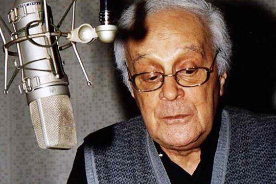 Alberto Migré, el autor de las novelas de amor más recordadas de la historia de la televisión argentina.