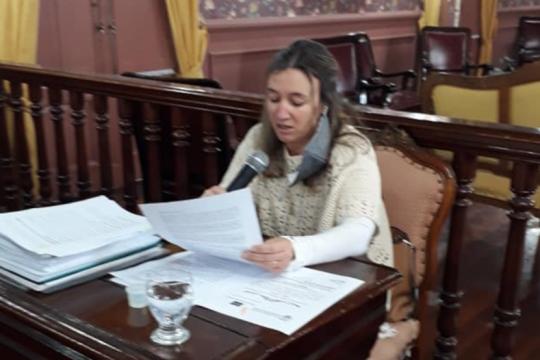 un caso de covid 19 provoco una crisis dentro del concejo deliberante de mercedes