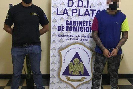 El joven fue detenido en 115 entre 515 y 516 de La Plata