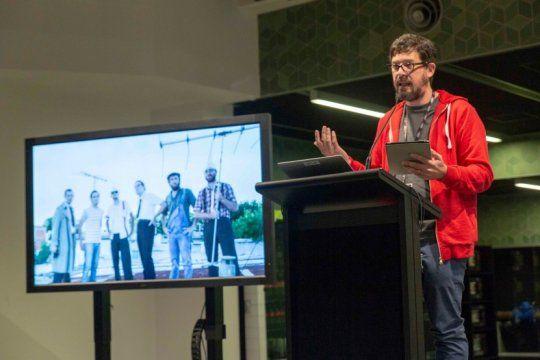 de netflix a australia, sin escala: la serie web platense que llego al festival de melbourne