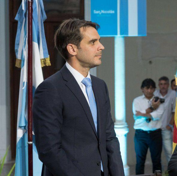 El intendente de San Nicolás, Manuel Passaglia, otra vez en la mira