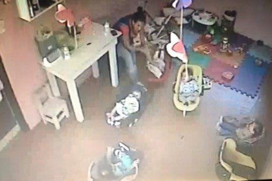casacion ratifico la eximicion de prision de la docente acusada de intentar asfixiar a una beba