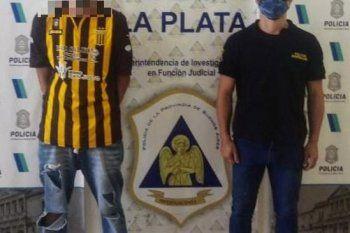 El Fisu cayó en el barrio El Palihue de La Plata