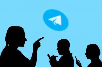 Con las salas de audio Telegram se adelantó a ClubHouse.