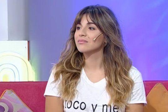 gianinna maradona mostro chats con el psicologo de diego