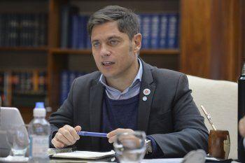 Kicilof adelantó que podrían tomar nuevas medidas contra el coronavirus