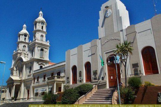Foto Municipalidad de Patagones: conocelaprovincia.com