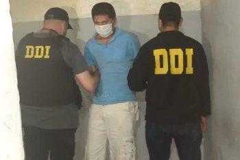 Diego Guida tiene 38 años y fue detenido en Claypole por el doble crimen