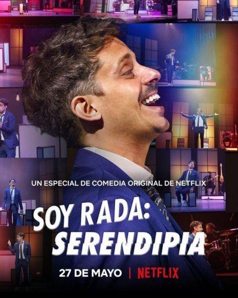 """El estreno de """"Serendipia"""" en Netflix"""