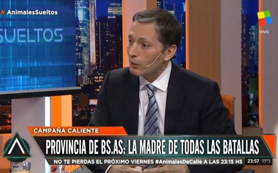 Video: Fernando Gray criticó la gestión de Vidal y los panelistas de Fantino estallaron