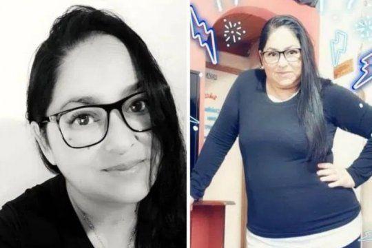Gisela tiene 43 años y vive en Melchor Romero