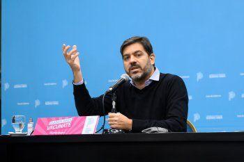El jefe de gabinete bonaerense, Carlos Bianco, dijo que nadie sabe donde viven Vidal y Bullrich.
