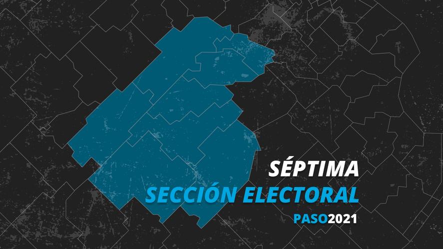 Estos son los resultados en la Séptima sección electoral