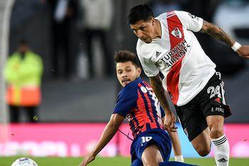 River - San Lorenzo uno de los grandes atractivos de la fecha 16 del Torneo Socios de la Liga Profesional.