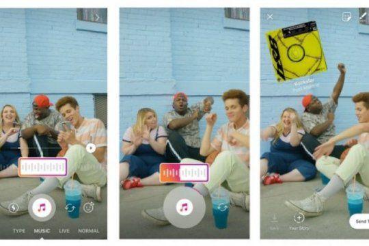 instagram permite usar musica en las stories: entra y enterate como funciona
