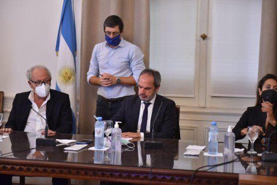 Mario Giacobbe será el primer presidente de la Comisión Bicameral de Enjuiciamiento de Magistrados