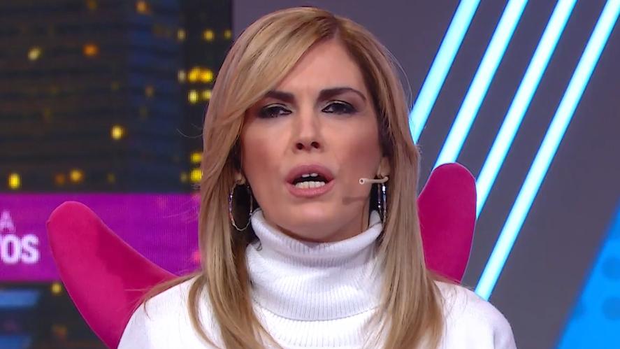 Viviana Canosa desmintió tener Covid y mostró sus estudios
