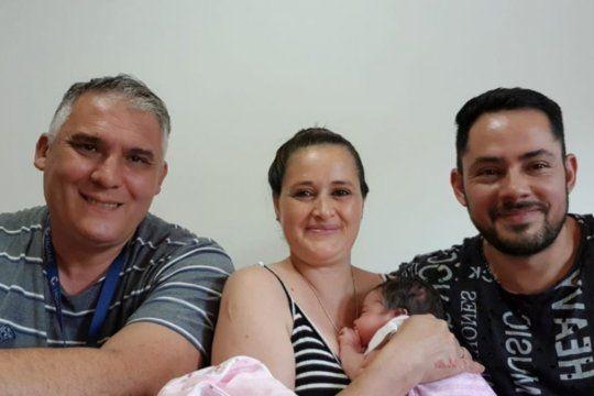 parto en plena marcha: el relato de una mujer que dio a luz en un taxi
