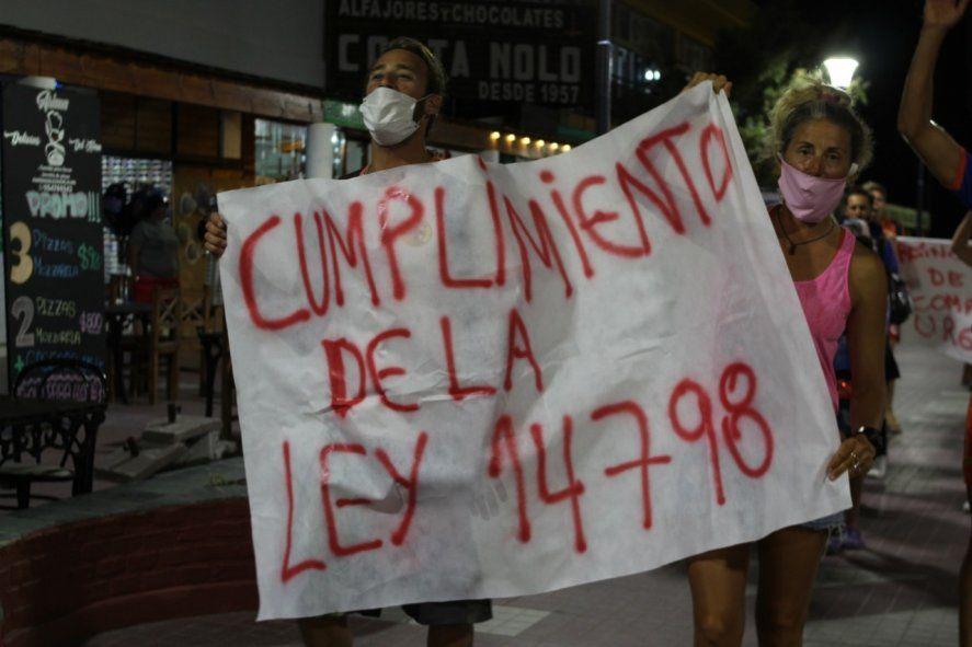 El incumplimiento de la ley 14.798 se replica en toda la costa bonaerense