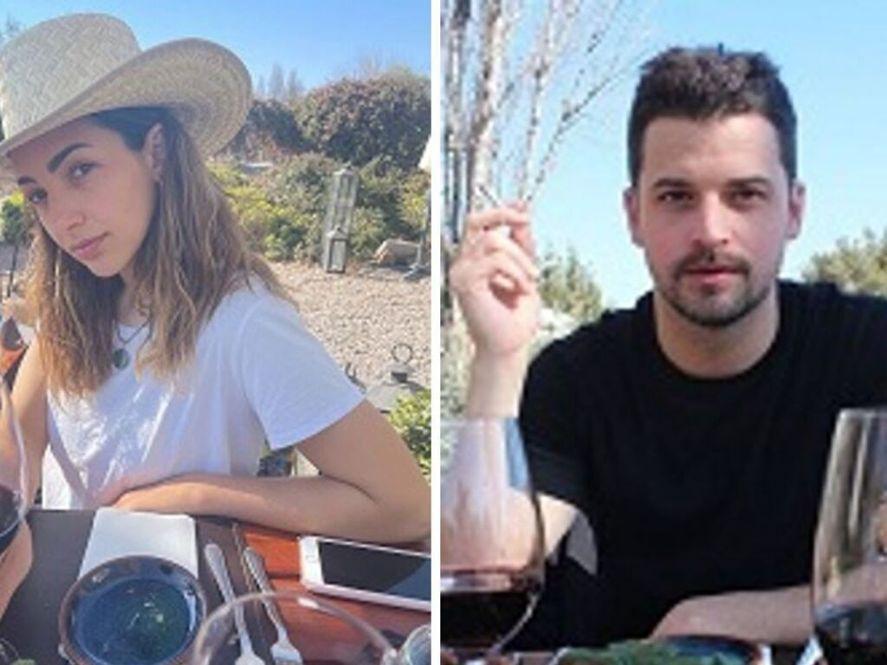 El nuevo romance entre Thelma Fardín y el ex de Flor Kirchner
