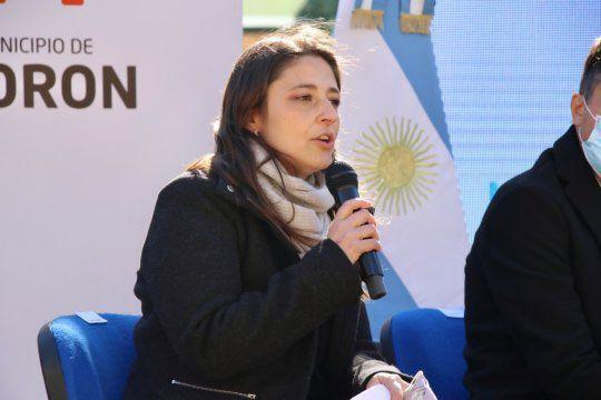 La Subsecretaria de Industria bonaerense, Mariela Bembi, acusó al Municipio de Olavarría de demorar los trámites para la ampliación de los parques industriales