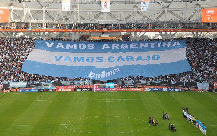 La cuenta de la Selección oficializó la vuelta de Argentina al Estadio Ciudad de La Plata