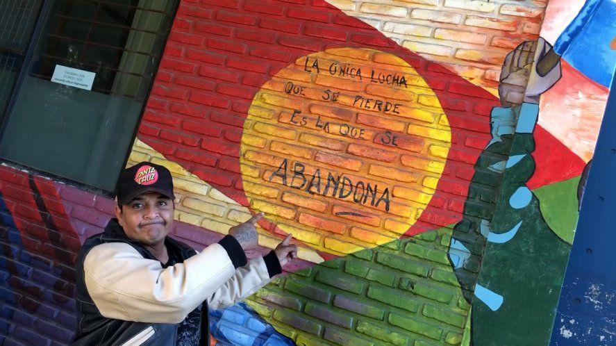 Ariel Acuña fue parte de la banda que tomó la cárcel de máxima seguridad ubicada en Sierra Chica en la Semana Santa de 1996. Hoy su vida cambió radicalmente.