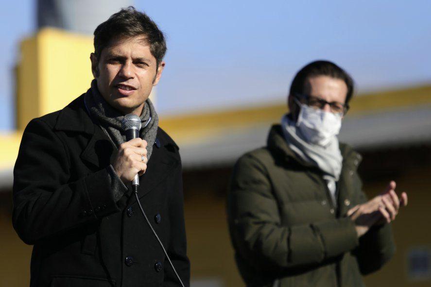 Kicillof entregó 53 viviendas en Ranchos y manifestó alegría no por una cuestión clientelista y populista