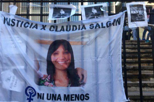 el crimen de claudia salgan: fue calificado como femicidio y le dan perpetua al condenado