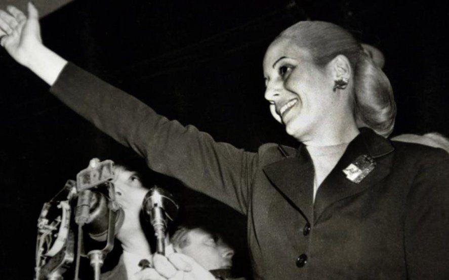 A 101 años del nacimiento de Evita, los actos y homenajes migran a las redes sociales