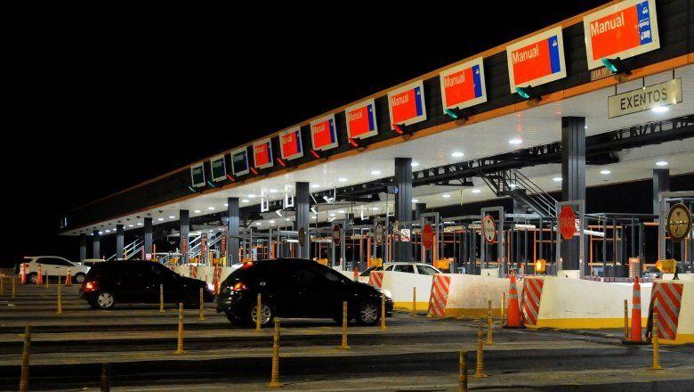 Cobrarán multas de hasta 15 mil pesos por no pagar peajes en la Autopista Buenos Aires – La Plata