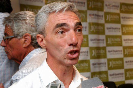 Mario Meoni, exintendente de Junín con chances de volver al poder.