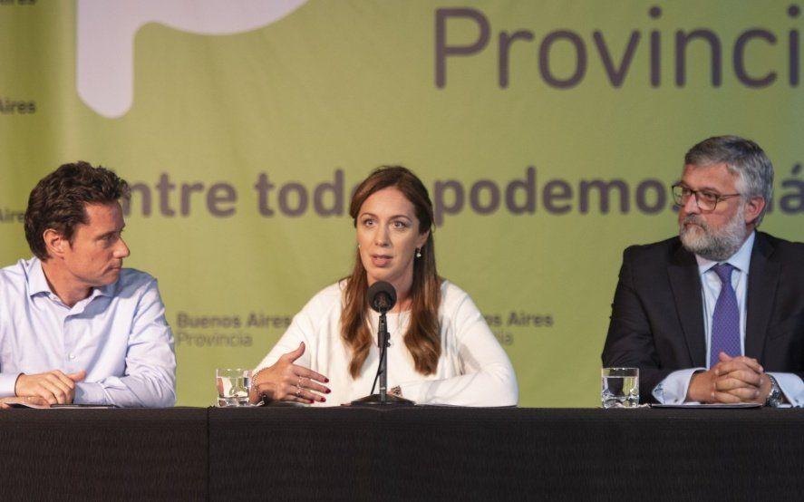 """Vidal habló de """"recuperar los días de paro"""" y se abrió otra polémica con los gremios"""