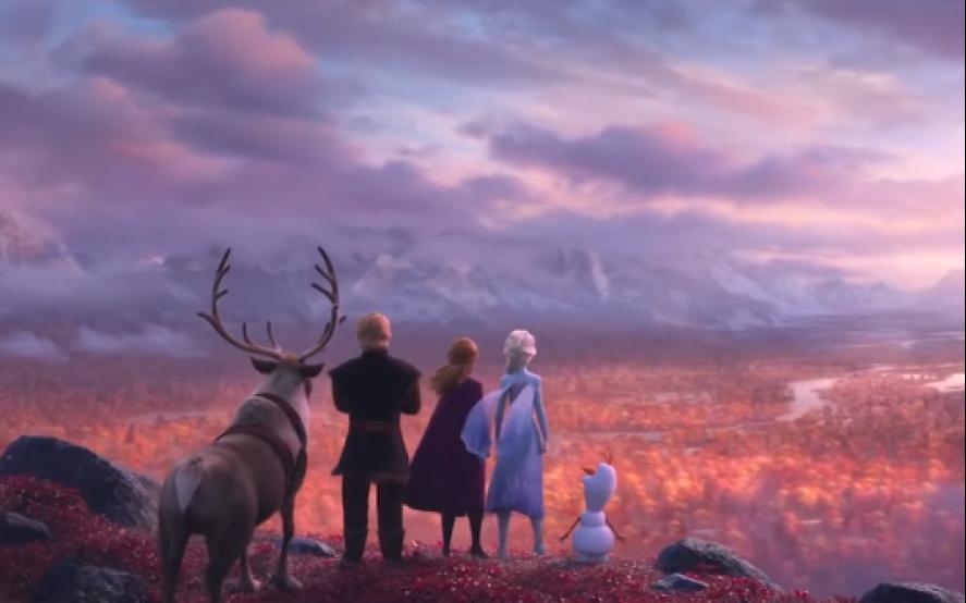 Lanzaron el primer adelanto de Frozen 2 y dejó a todos con la boca abierta