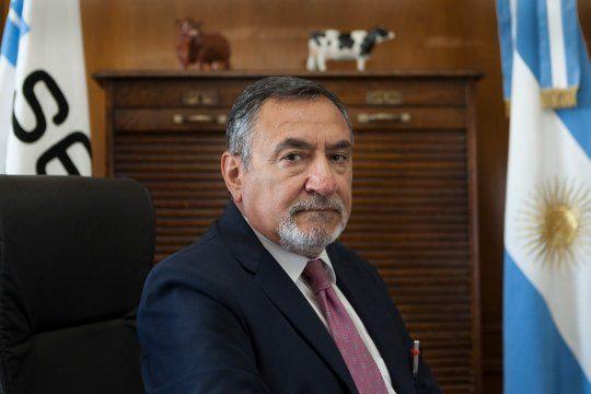 El titular del SENASA, Carlos Paz, evaluó el rol asumido por el organismo en pandemia respecto del abastecimiento, y trazó objetivos a futuro.