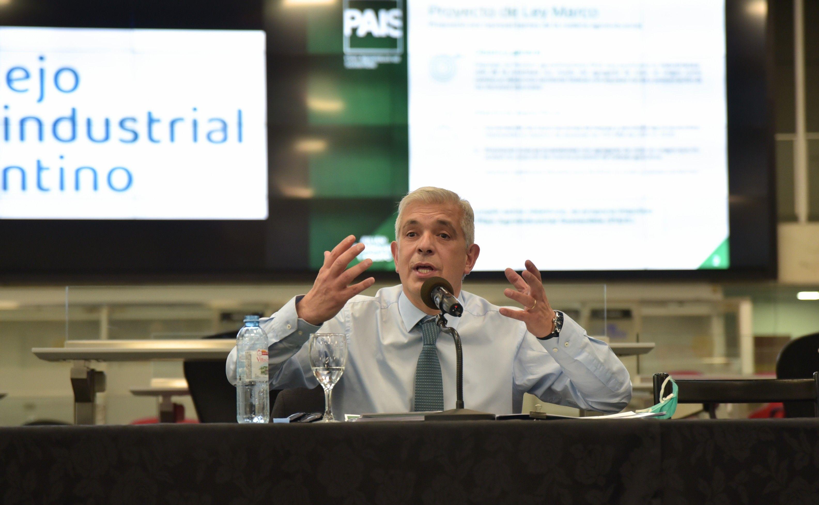 Julián Domínguez habló del peso de Buenos Aires en la conformación de la Nación
