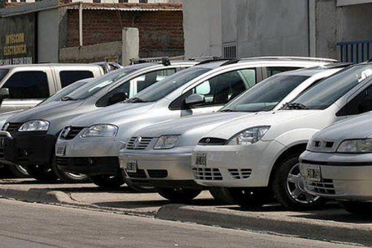 la venta de autos usados cayo 11,5% en julio