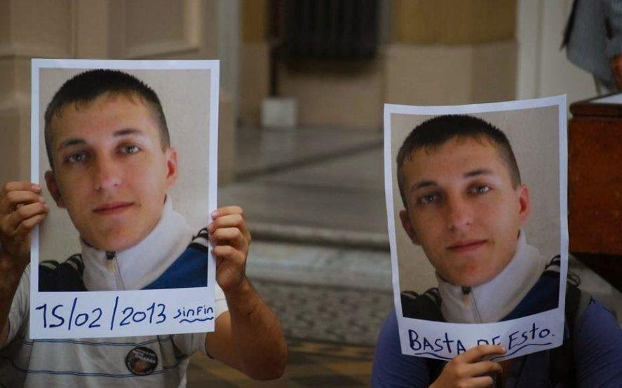 """Seis años del caso Omar Cigarán: """"No quiero cruzarme al asesino de mi hijo caminando tranquilo"""""""
