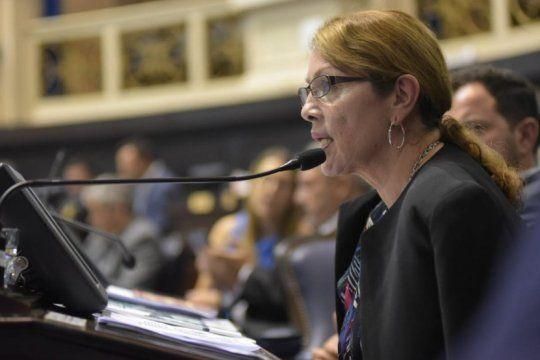 blanca cantero ya se plantea desafios de gestion para gobernar presidente peron