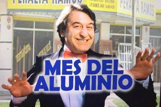 Los tuiteros festejan el mes del aluminio
