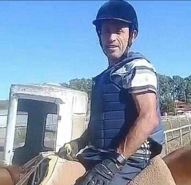 El turf está de luto por la absurda muerte del ex Jockey Walberto Goyo Vera en la pista del Hipódromo de La Plata