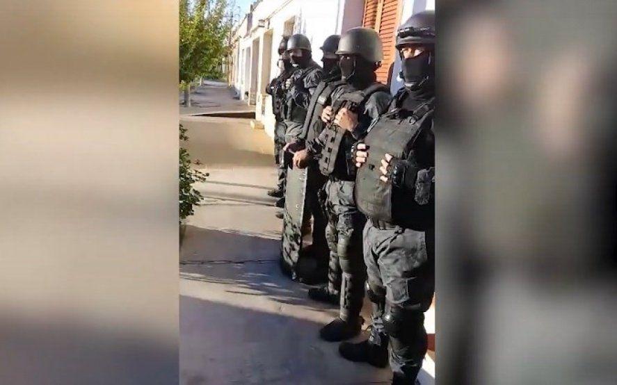 Asociación ilícita y extorsión: detienen al secretario general de la Uocra seccional Olavarría