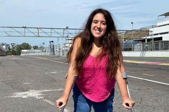 ¡historico!: sera la primera piloto con discapacidad de latinoamerica