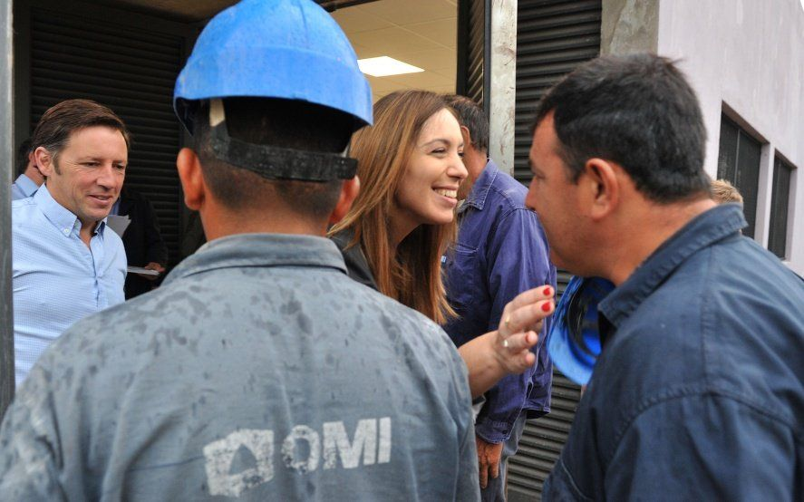 """En su gira de despedida, Vidal apuntala los distritos """"propios"""": acto en San Miguel"""