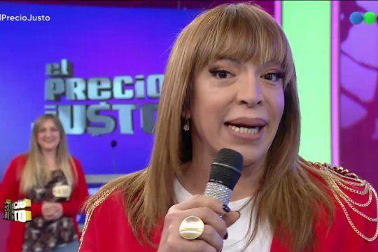 lizy tagliani salio a responder las criticas que recibio en las redes por los contagios en su programa