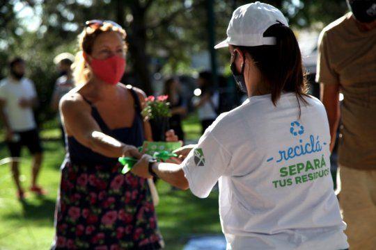 La nueva jornada de eco-canje será en Villa Elisa