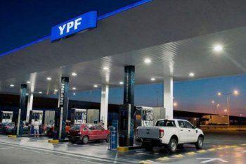 YPF aumentó 2,5 el precio de los combustibles en todo el país