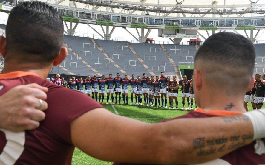 Deporte e inclusión: la Unidad 32 de Florencio Varela se quedó con el torneo intercarcelario de Rugby en el Estadio Único